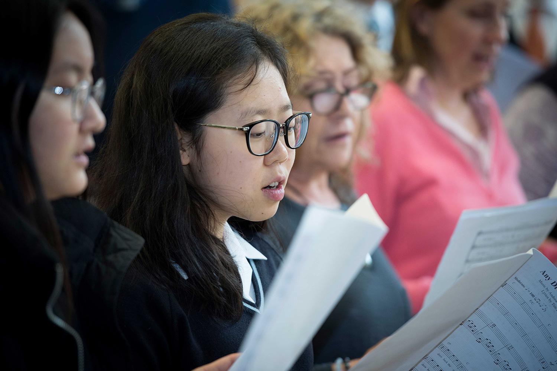 Sherborne International Choir