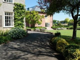 Garden of Westcott and Mowat Boarding Houses