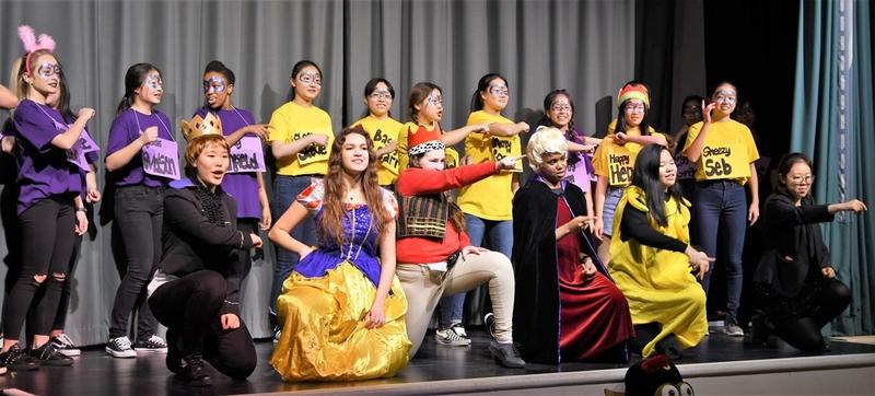 Christmas Drama Festival 21