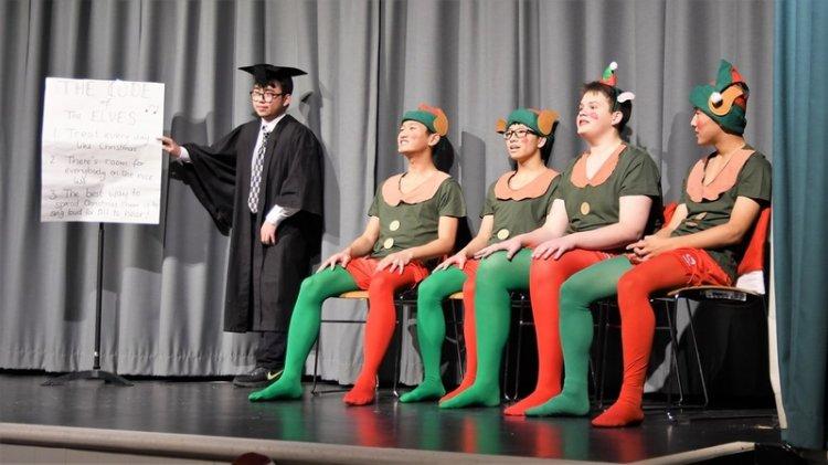 Christmas Drama Festival 34