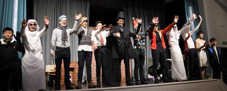 Christmas Drama Festival 5