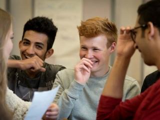 Summer courses - drama lesson