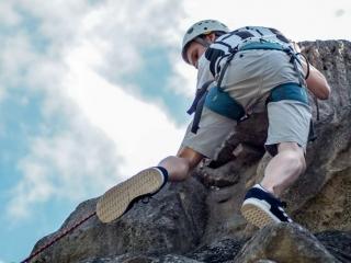 UK summer school - climbing