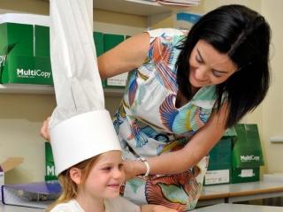 UK summer school - cookery