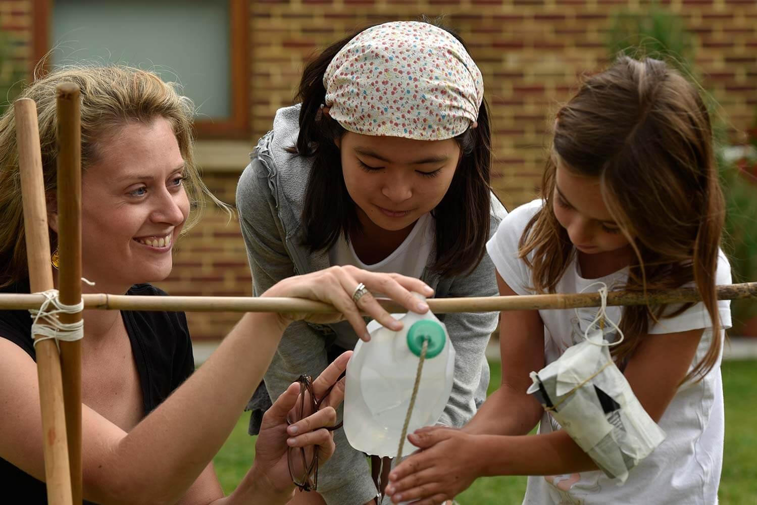 UK summer school - environment lesson