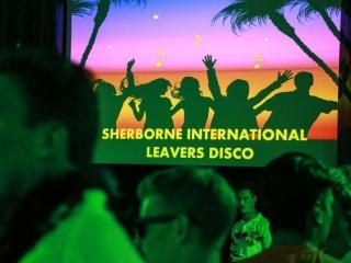 UK summer school - leavers' disco