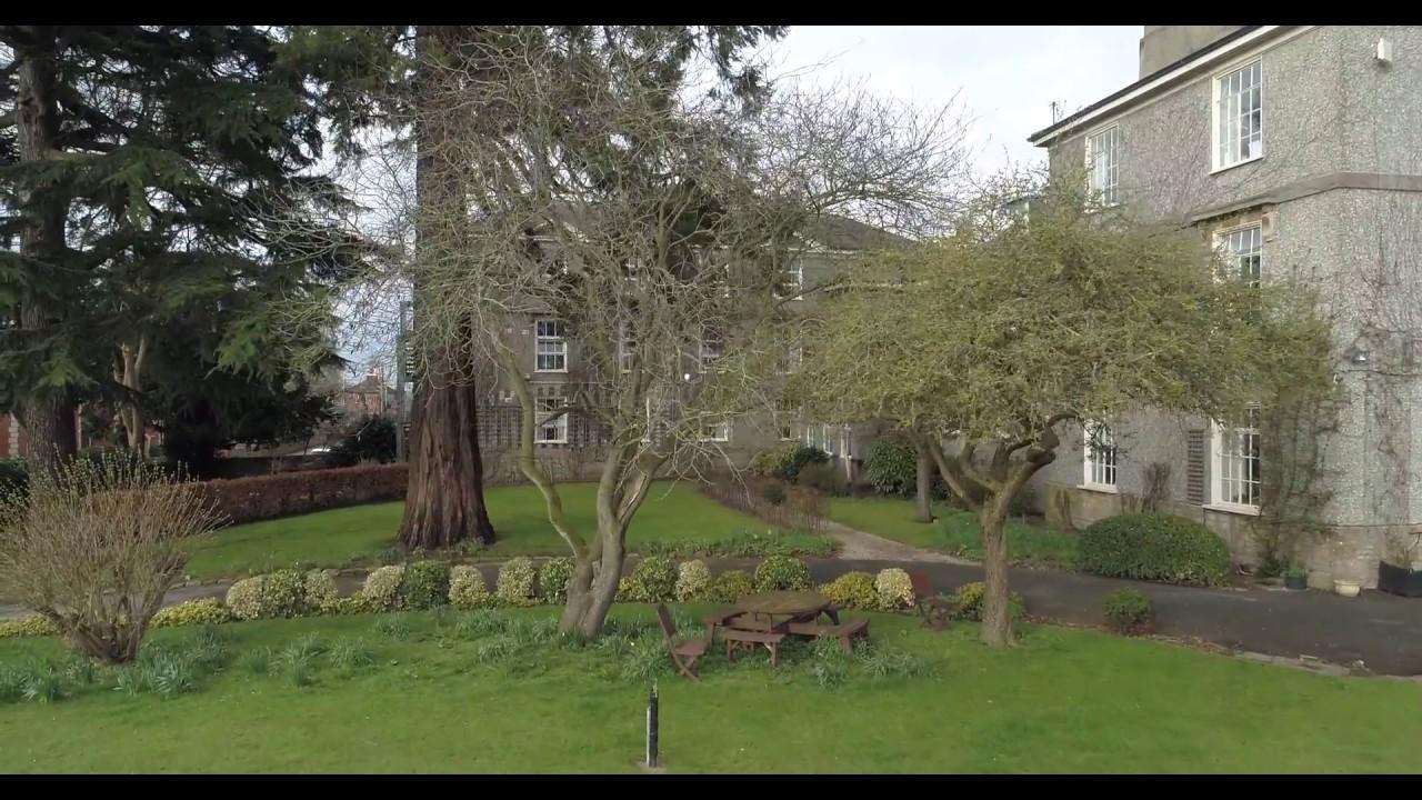 Sherborne International Boarding Houses (close to ground)