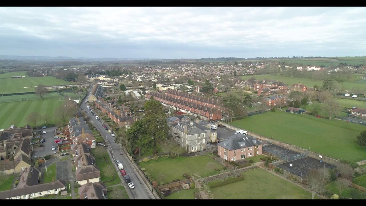 Sherborne International Boarding Houses (from high)