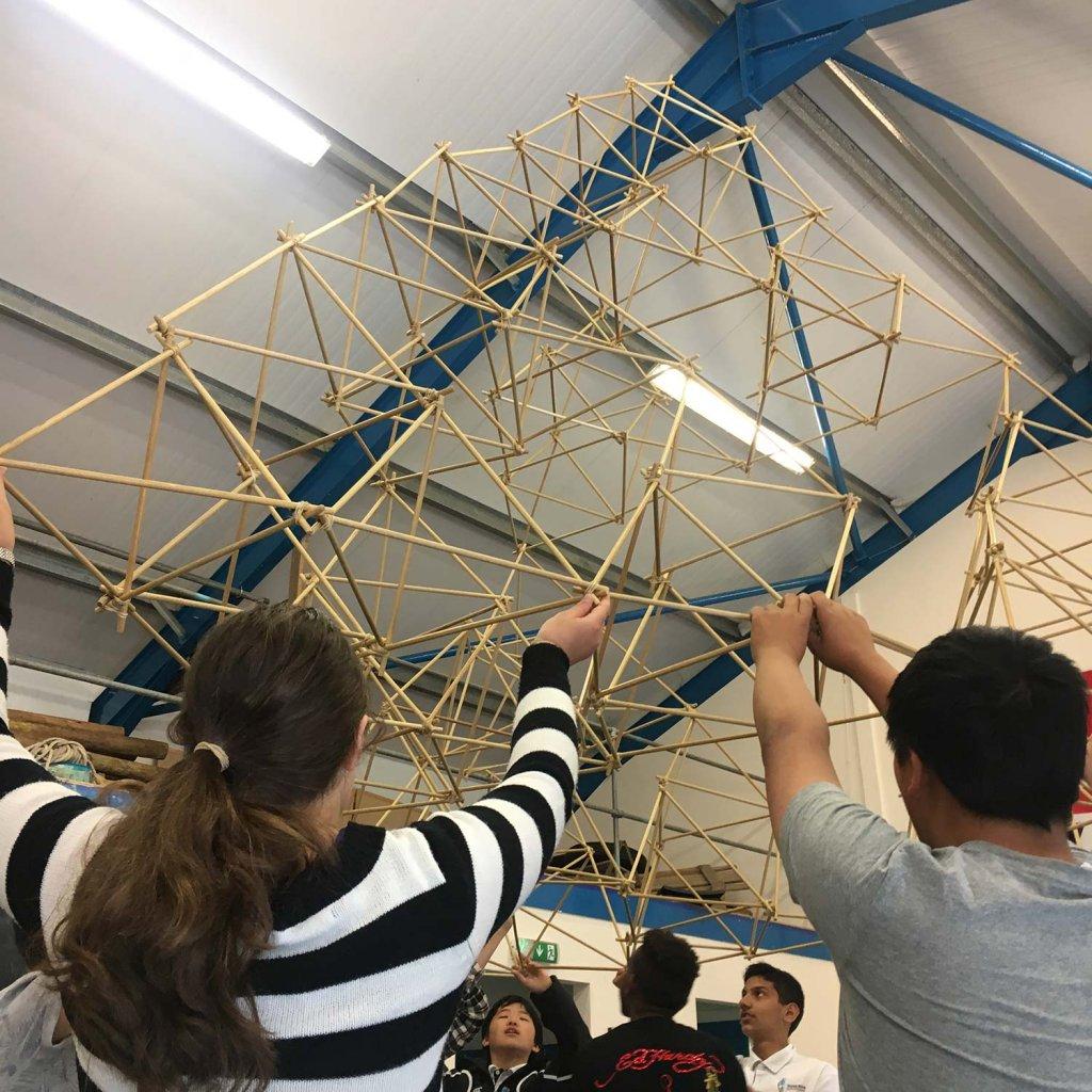 Curriculum Enrichment Week 2018 - Architecture Workshop