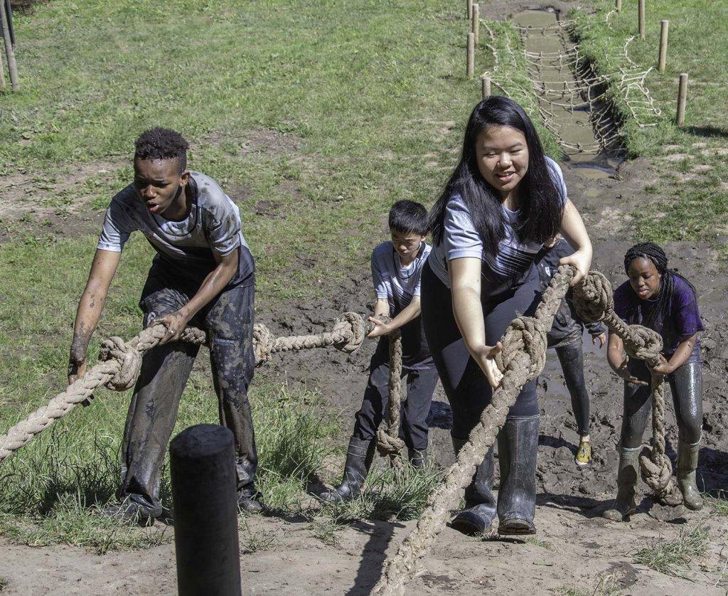Curriculum Enrichment Week 2018 - Dorset Mud Trail 2