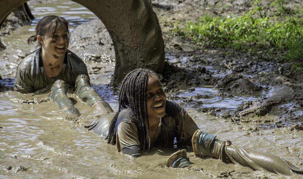 Curriculum Enrichment Week 2018 - Dorset Mud Trail 5
