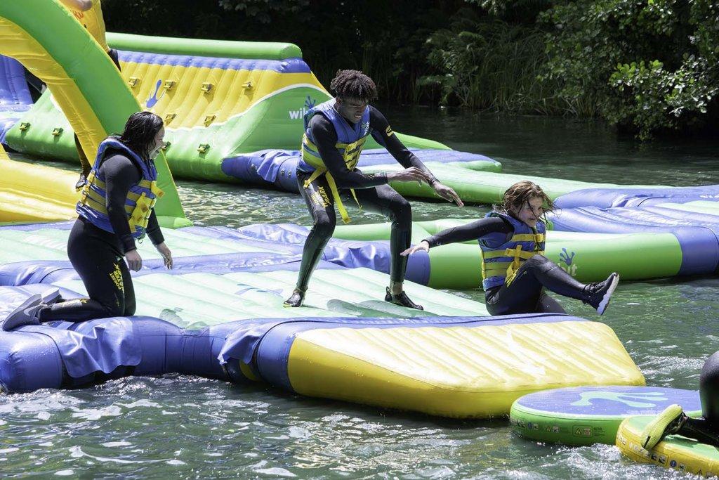 Curriculum Enrichment Week 2018 - Dorset Water Park 2