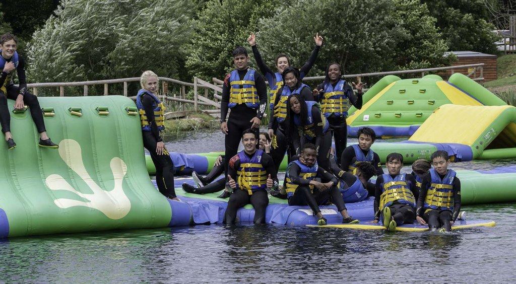 Curriculum Enrichment Week 2018 - Dorset Water Park 3