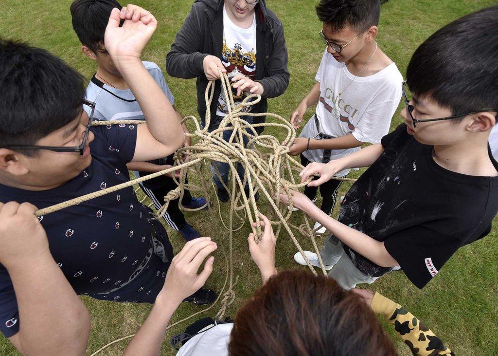 Curriculum Enrichment Week 2018 - Team Building