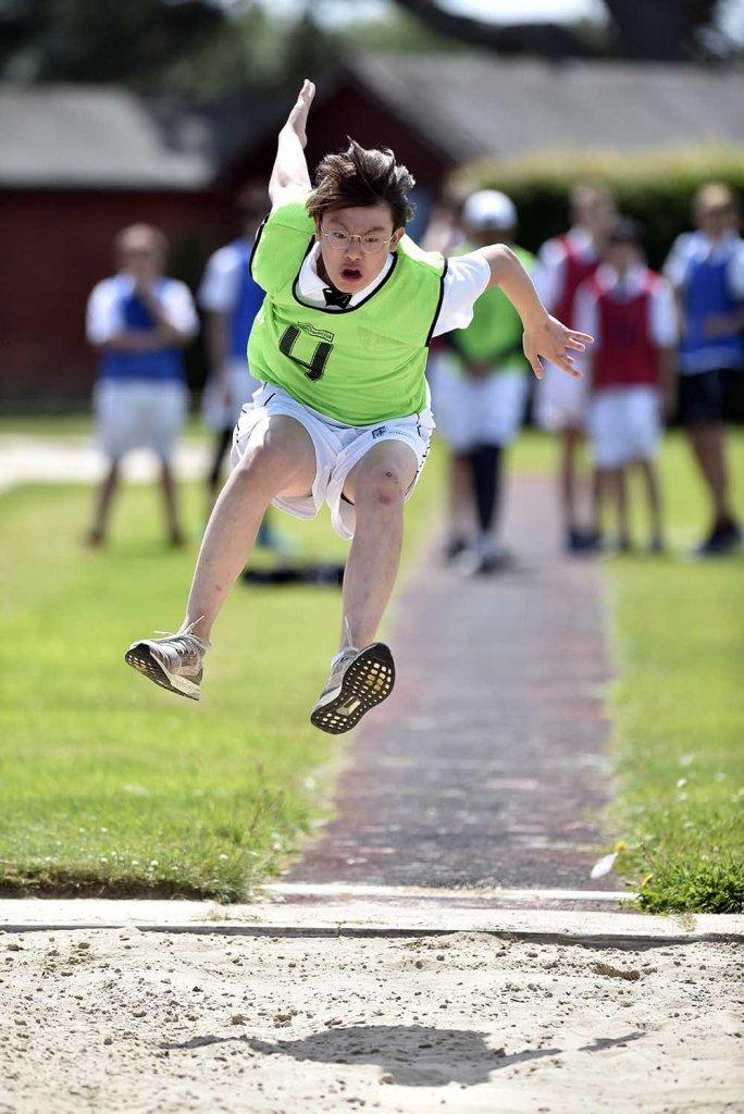 Sports Day 2018 - Long Jump