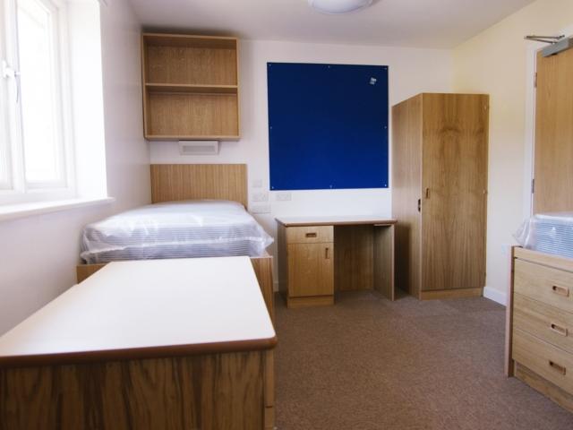 Kings House Double Bedroom