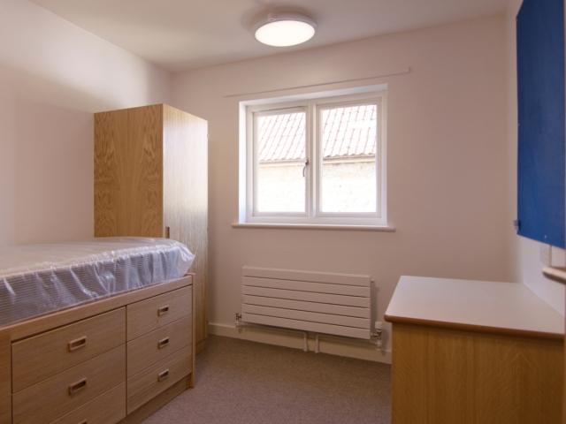 Kings House Single Bedroom