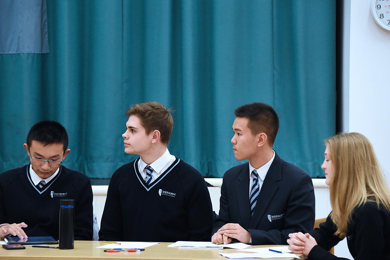 single sex schools debate topics in Oxfordshire