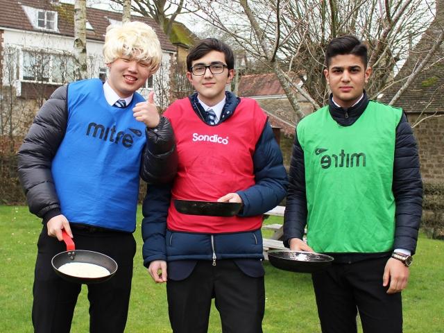 Pancake Race 2019