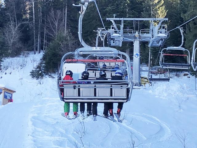 Sherborne International's 2019 Ski Trip