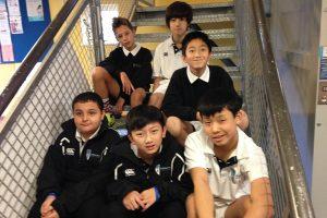 JX Badminton and Table Tennis Team November 2019